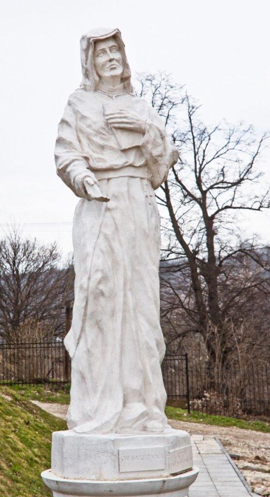 fot. św. Faustyna 150cm-2