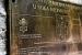 tablica pamiatkowa-braz-memorial plaque-odlew-wiśnios-ornontowice-park Michała archanioła-10