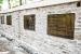 tablica pamiatkowa-braz-memorial plaque-odlew-wiśnios-ornontowice-park Michała archanioła-16