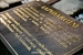 tablica pamiatkowa-braz-memorial plaque-odlew-wiśnios-ornontowice-park Michała archanioła-3