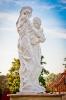 fot. totus tuus - pomnik JPII 2,5m-2