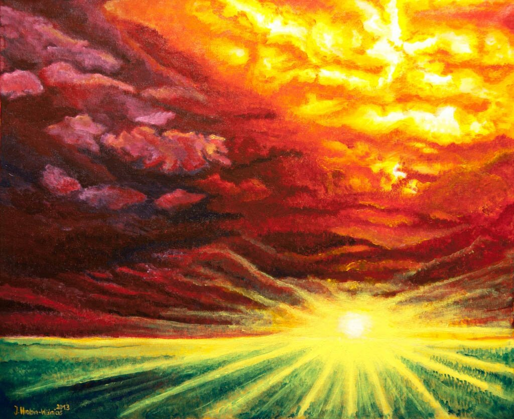 fot.-Zachód-słońca-50x60cm-1