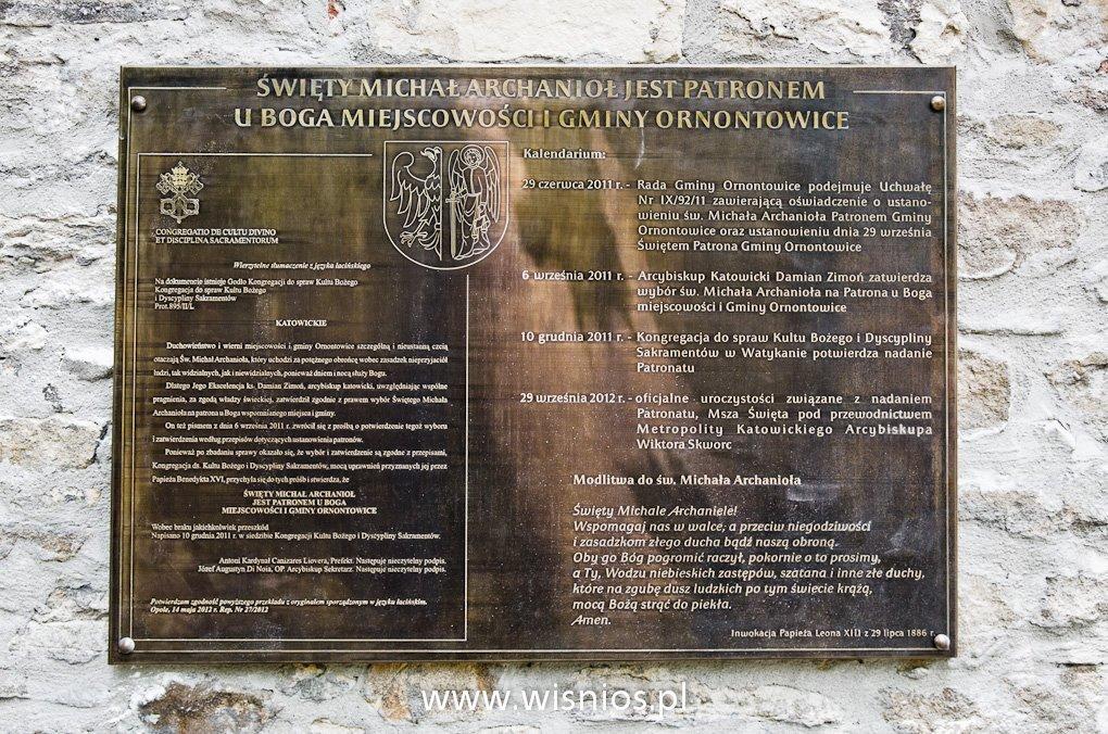 tablica-pamiatkowa-braz-memorial-plaque-odlew-wiśnios-ornontowice-park-Michała-archanioła-9
