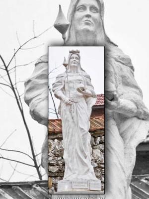 Jadwiga-Królowa-rzeźba-wisn