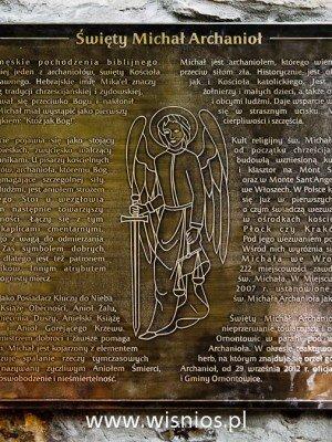 tablica-pamiatkowa-braz-memorial-plaque-odlew-wiśnios-ornontowice-park-Michała-archanioła-17